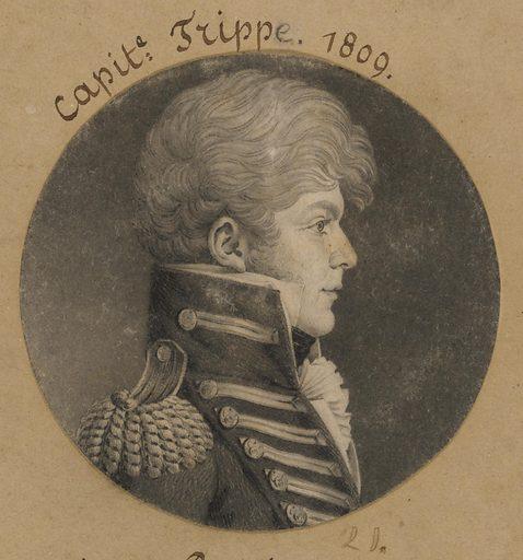 John Trippe. Sitter: John Trippe, 1785 – 1810. Date: 1800s. Record ID: npg_S_NPG.74.39.1.21.
