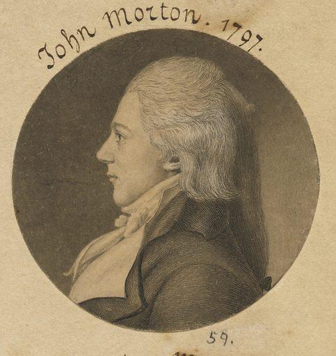John Morton. Sitter: John Morton. Date: 1790s. Record ID: npg_S_NPG.74.39.2.18.