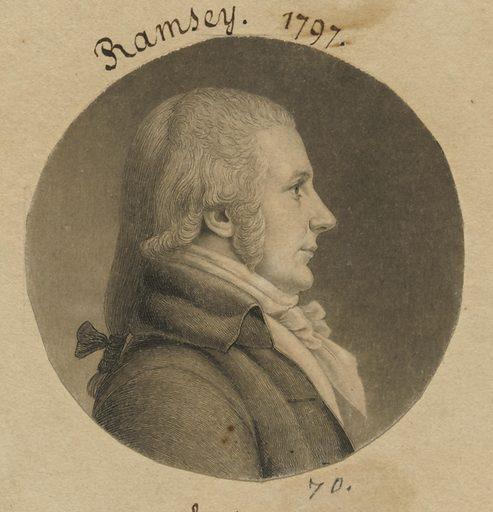 Charles Ramsay. Sitter: Charles Ramsay, 1772 – 1812. Date: 1790s. Record ID: npg_S_NPG.74.39.2.29.