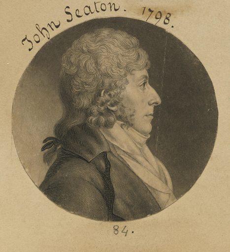 John Curzon Seton. Sitter: John Curzon Seton, born mid-late 18th Century. Date: 1790s. Record ID: npg_S_NPG.74.39.2.43.