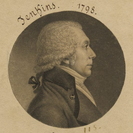 Jenkins. Sitter: Jenkins, born mid 18th Century. Date: 1790s. Record ID: npg_S_NPG.74.39.3.26.