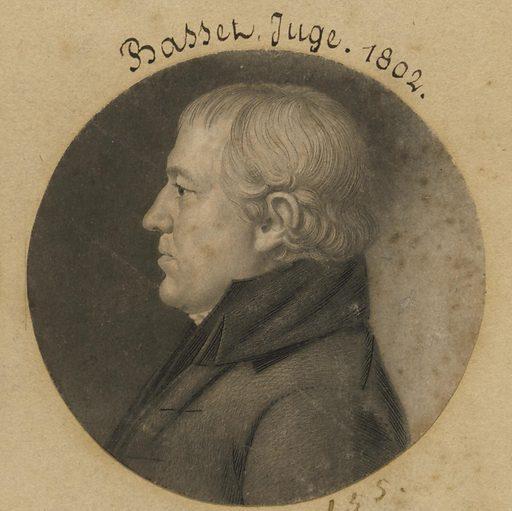 Richard Bassett. Sitter: Richard Bassett, 2 Apr 1745 – 16 Aug 1815. Date: 1800s. Record ID: npg_S_NPG.74.39.4.18.