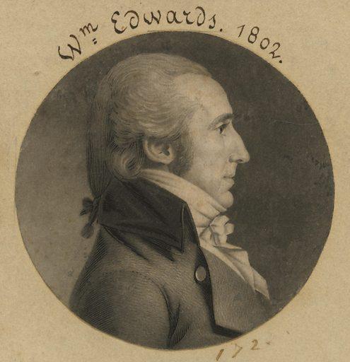 William Edwards. Sitter: William Edwards, born mid-late 18th Century. Date: 1800s. Record ID: npg_S_NPG.74.39.4.35.