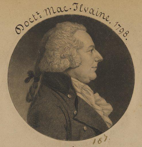 William McIlvaine. Sitter: William McIlvaine, 1750 – 1806. Date: 1790s. Record ID: npg_S_NPG.74.39.5.2.