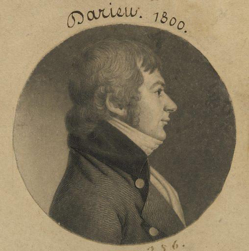 Darieu. Sitter: Darieu, born mid 18th Century. Date: 1800s. Record ID: npg_S_NPG.74.39.6.23.