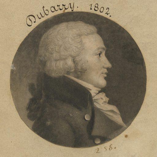 John Dubarry. Sitter: John DuBarry, 19 Feb 1764 – 30 Jan 1830. Date: 1800s. Record ID: npg_S_NPG.74.39.6.25.