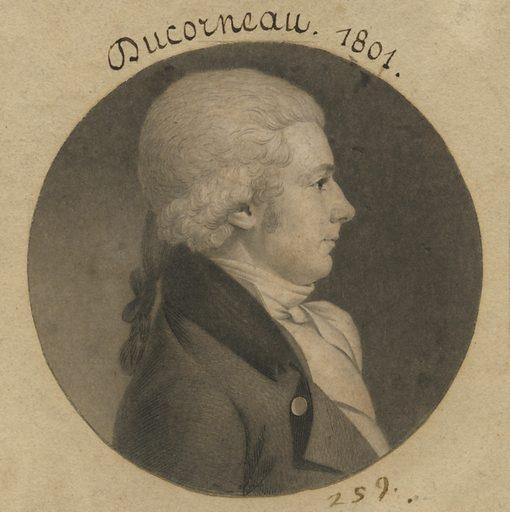 Ducorneau. Sitter: Ducorneau. Date: 1800s. Record ID: npg_S_NPG.74.39.6.26.