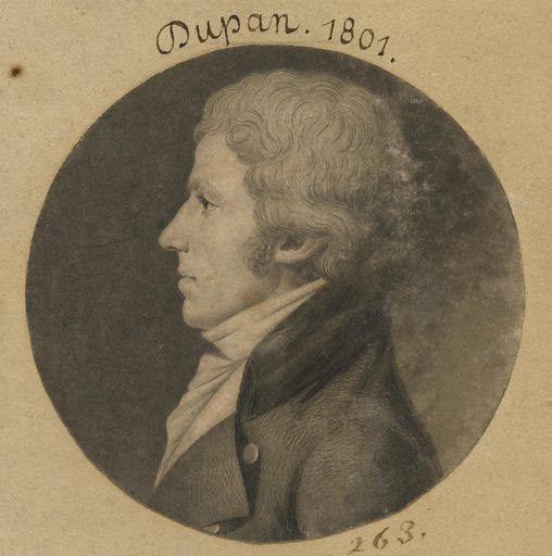 Dupan. Sitter: Dupan. Date: 1800s. Record ID: npg_S_NPG.74.39.6.30.