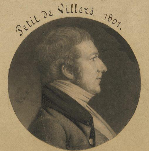 de Vilers. Sitter: de Villers. Date: 1800s. Record ID: npg_S_NPG.74.39.6.45.