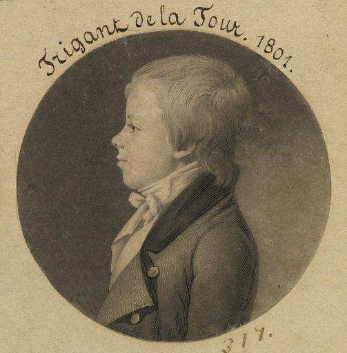 Trigant de la Tour. Sitter: Trigant de la Tour, born late 18th Century. Date: 1800s. Record ID: npg_S_NPG.74.39.7.36.