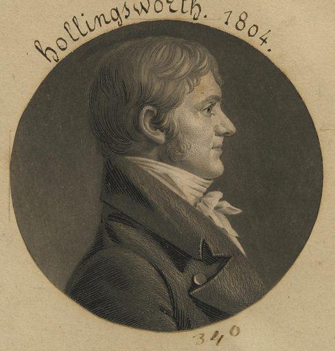 Francis Hollingsworth. Sitter: Francis Hollingsworth, 1773 – 1826. Date: 1800s. Record ID: npg_S_NPG.74.39.8.11.