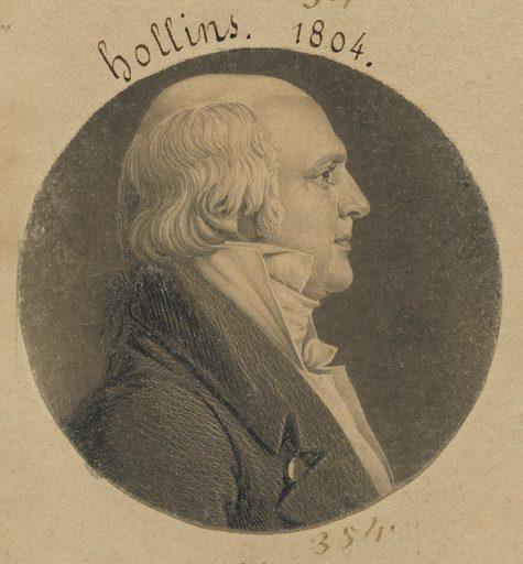 John Hollins. Sitter: John Hollins, 1760 – 1827. Date: 1800s. Record ID: npg_S_NPG.74.39.8.25.