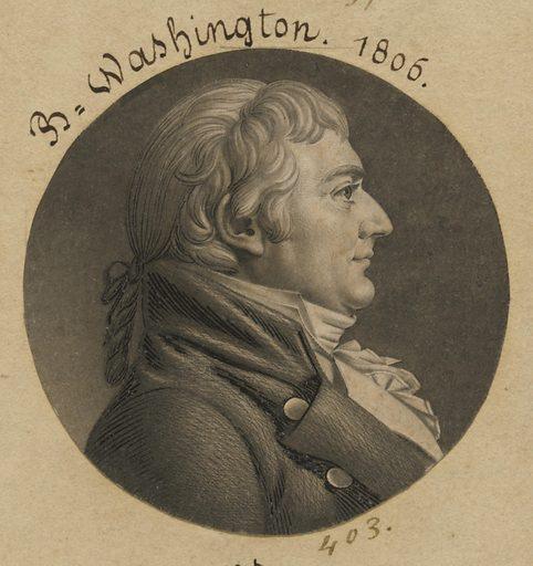 William Augustine Washington. Sitter: William Augustine Washington, 1752 – 1810. Date: 1800s. Record ID: npg_S_NPG.74.39.9.26.