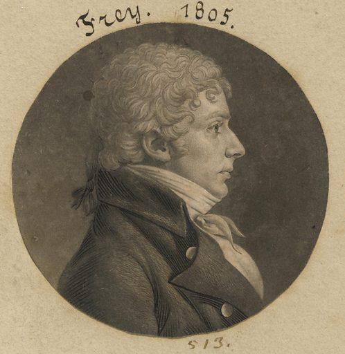 Frey. Sitter: Frey, born mid-late 18th Century. Date: 1800s. Record ID: npg_S_NPG.74.39.11.40.
