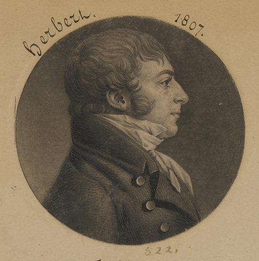 John Carlyle Herbert. Sitter: John Carlyle Herbert, 16 Aug 1775 – 1 Sep 1846. Date: 1800s. Record ID: npg_S_NPG.74.39.12.1.