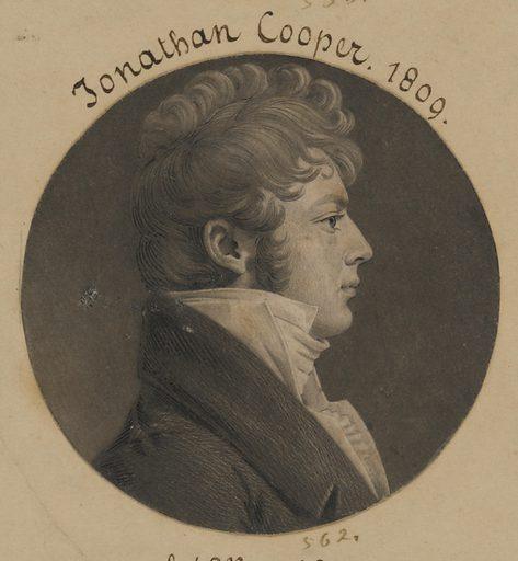 Williams Carter. Sitter: Williams Carter, 1782 – 1864. Date: 1800s. Record ID: npg_S_NPG.74.39.12.41.