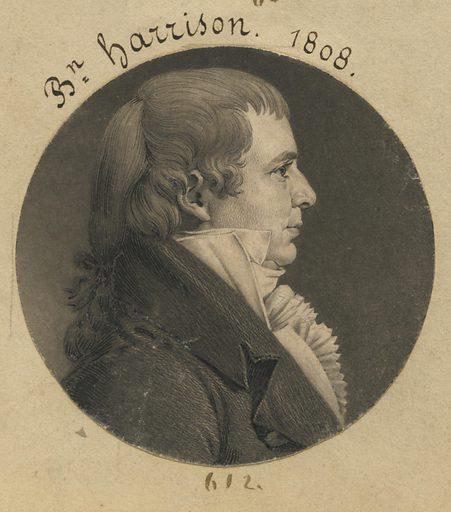Possibly Benjamin Harrison. Date: 1800s. Record ID: npg_S_NPG.74.39.13.43.