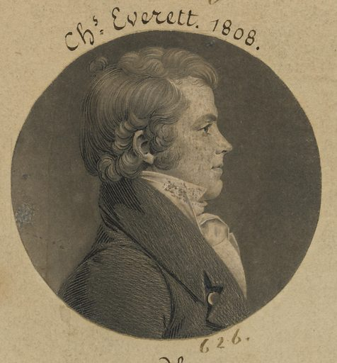 Charles Everett. Sitter: Charles Everett, ? – 1848. Date: 1800s. Record ID: npg_S_NPG.74.39.14.9.