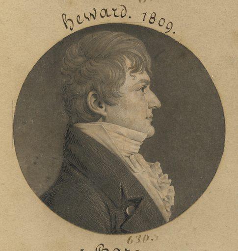 Chapman Johnson. Sitter: Chapman Johnson, 1779 – 1849. Date: 1800s. Record ID: npg_S_NPG.74.39.14.13.