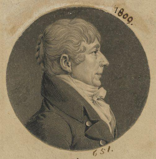 John Moncreif. Sitter: John Moncreif. Date: 1800s. Record ID: npg_S_NPG.74.39.14.34.