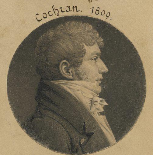 Thomas Cochran. Sitter: Thomas Cochran, born late 18th Century. Date: 1800s. Record ID: npg_S_NPG.74.39.14.48.