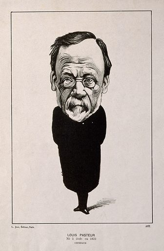 Louis Pasteur. Lithograph by Félix Vallotton, 1893. Eyeglasses. Louis Pasteur (1822–1895). Contributors: Félix Vallotton (1865–1925). Work ID: m4nchm9s.