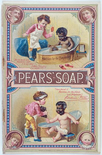 Advert for Pears' Soap