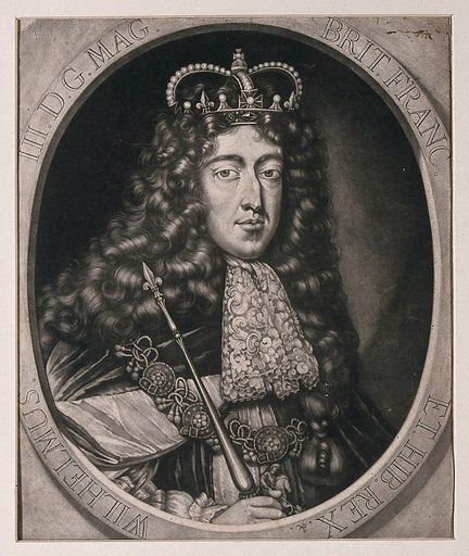 King William III of England, also known as William of Orange. Royalty. Contributors: Abraham Blooteling. Work ID: ut247n7z.