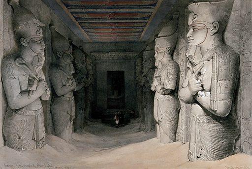 Abu Simbel. Work ID: bqye46hg.