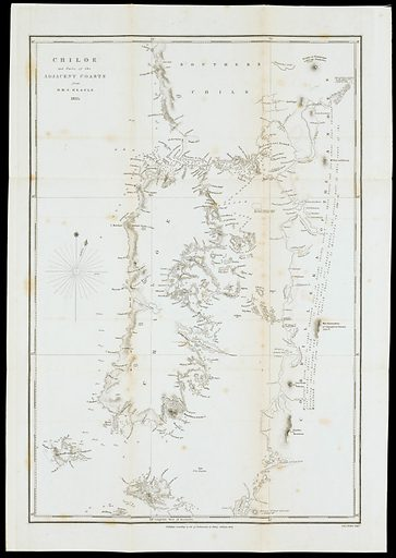 Map of Chiloe. Map of Chilo. Work ID: mncumgy4.