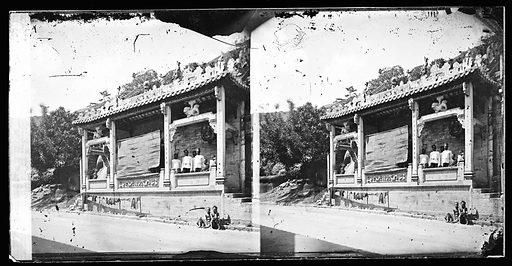 China. Photograph by John Thomson, 1871. Contributors: J Thomson. Work ID: p8y73dt7.