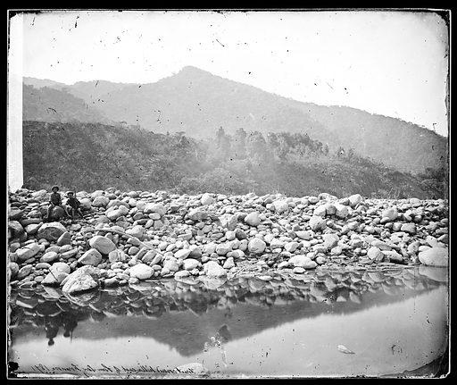 Lalung, Formosa [Taiwan]. Photograph by John Thomson, 1871. Contributors: J Thomson. Work ID: wjgqxydw.