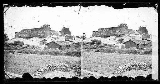 Fort Zeelandia, Formosa by John Thomson, 1871. Fort Zeelandia, Formosa [Taiwan]. Photograph by John Thomson, 1871. Contributors: J Thomson. Work ID: eta87zje.