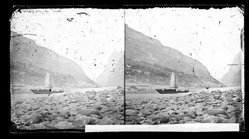 River Min, China. Photograph by John Thomson. River Min, Fukien province, China. Photograph by John Thomson, 1870/1871. Contributors: J Thomson. Work ID: vegzb67d.