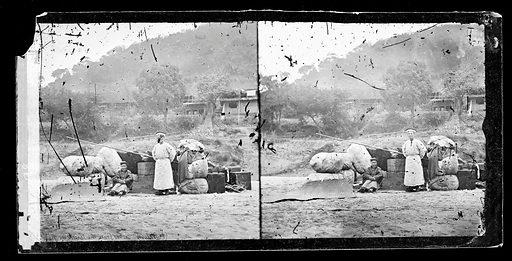 River Min, Fukien province, China. Photograph by John Thomson, 1870/1871. Contributors: J Thomson. Work ID: dpaf7gv6.
