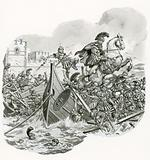 Battle at the Milvian Bridge