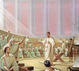 Debate in the early Roman senate
