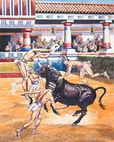 Dancing with Bulls