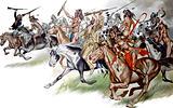 Indians on horseback