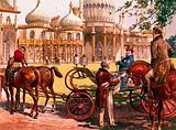The Brighton Pavillion