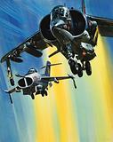 Vertical Take-off Jets