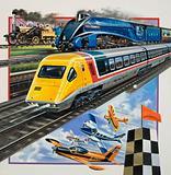 Rail and Flight