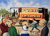 Steam Carriage