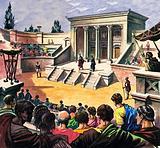 Roman theatre in Britain