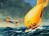 Air-Sea Rescue Device
