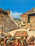 Theatre in ancient Greece