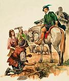 Gentleman on Horse