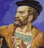 "Jacques Cartier, ""Father of Canada"""