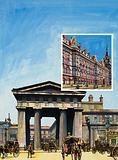 Euston and St Pancras