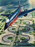 Dallas-Forth Worth Airport
